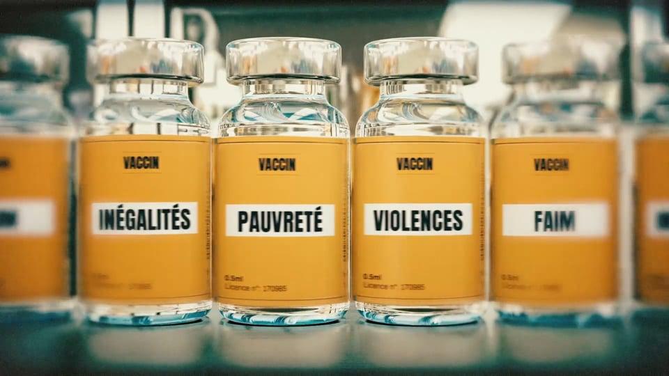 Care France - Le vaccin contre la pauvreté, c'est vous!!