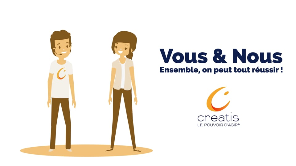 Creatis - L'engagement