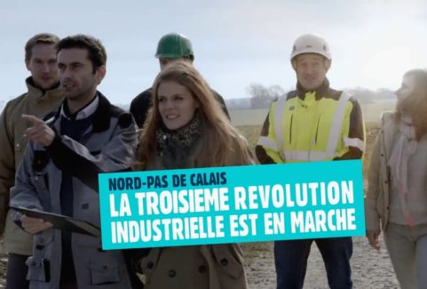 La Troisième Révolution Industrielle… C'est aujourd'hui en Nord-Pas-de-Calais