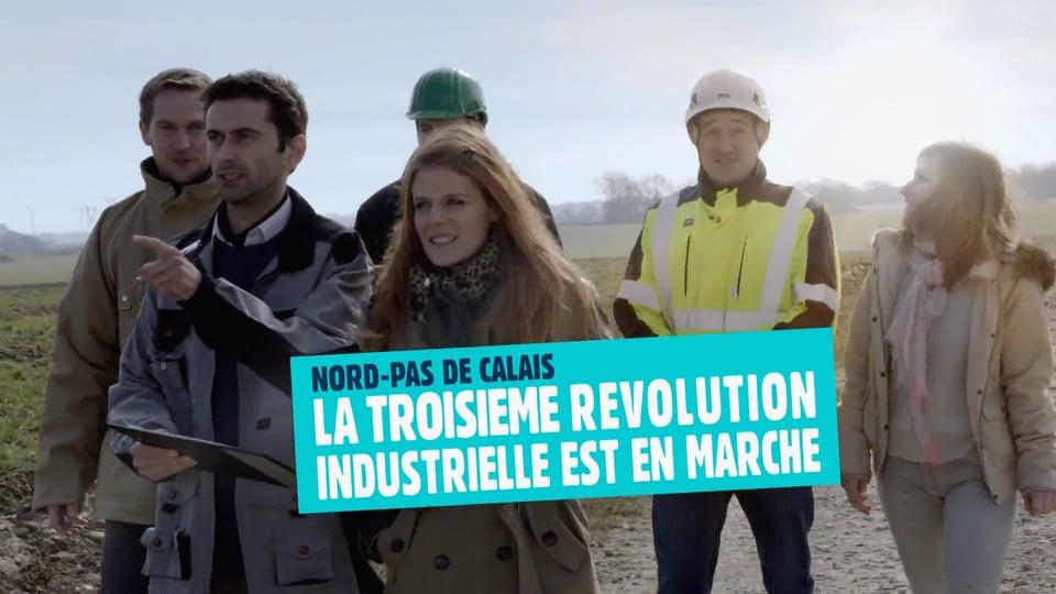 La Troisieme Révolution Industrielle… c'est aujourd'hui en Nord-Pas de Calais