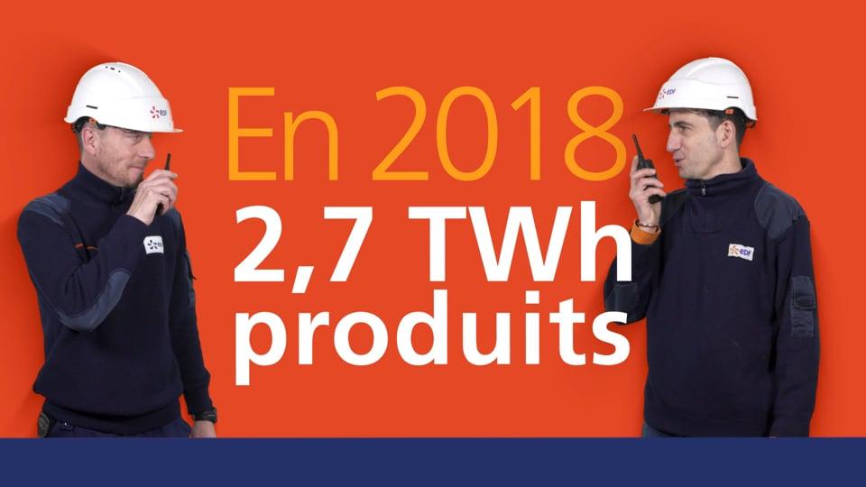 EDF Bouchain - Retrospective 2018