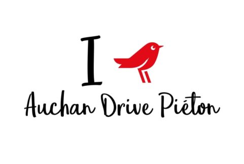 Auchan – Drive piéton