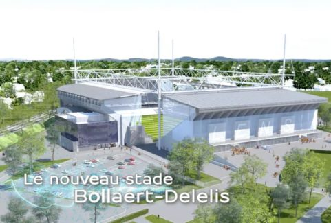 Stade Bollaert-Delelis 3D – RC Lens