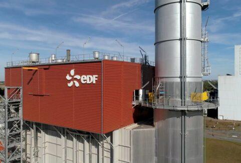 EDF – Cycle Combiné Gaz de Bouchain