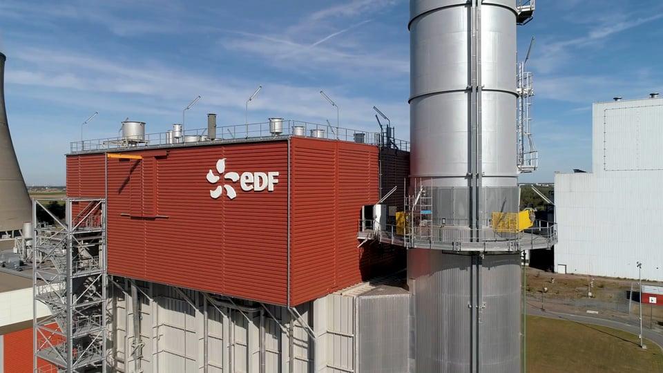 EDF - Cycle Combiné Gaz de Bouchain